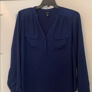 Torrid polyester blouse